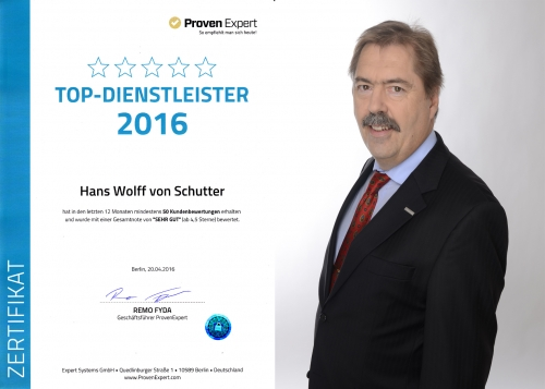 Hans Wolff von Schutter