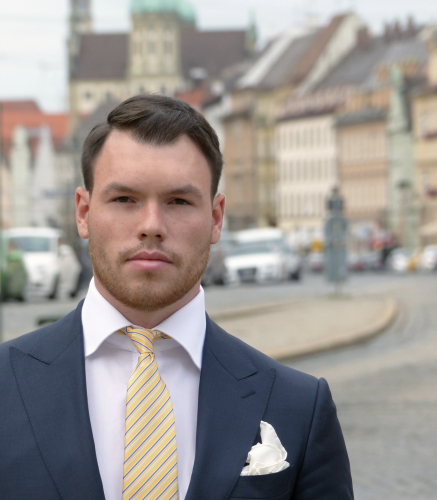 Florian-André Wolf