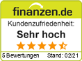 finanzen.de siegel